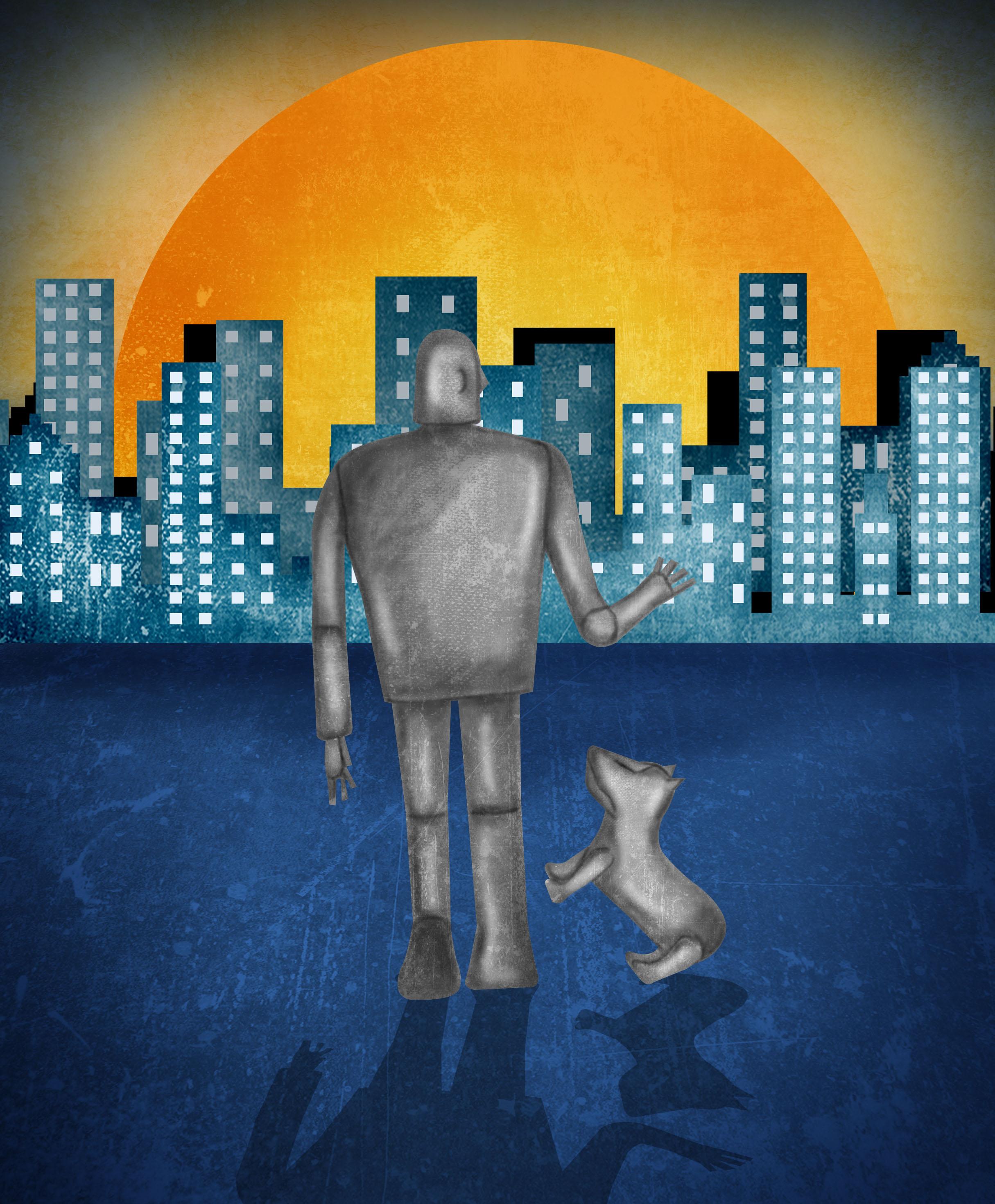 Elektro, el primer androide de la historia